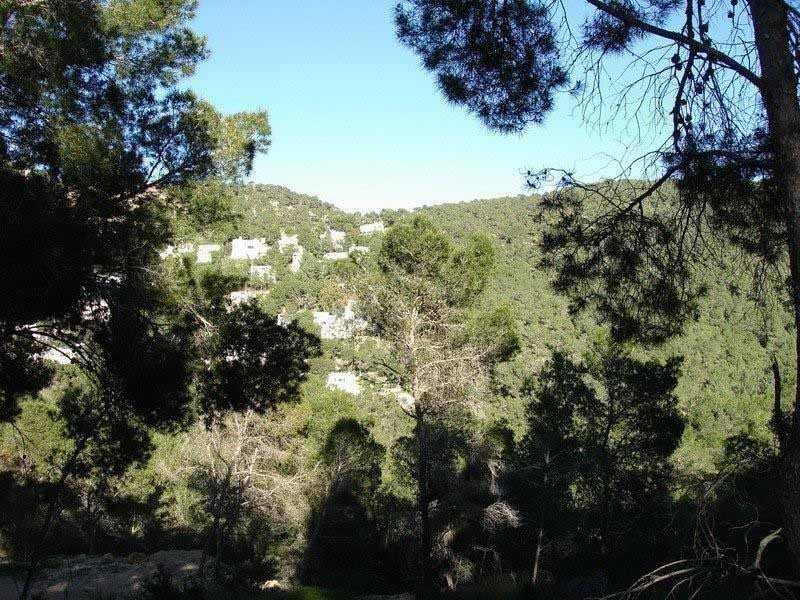 Casaviva Ibiza Inmobiliaria: Urban plot for two villas in Cala Llonga - Santa Eulalia.