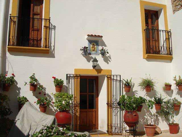 Casaviva Ibiza Inmobiliaria: Encantadora casa en Dalt Vila- Ibiza.