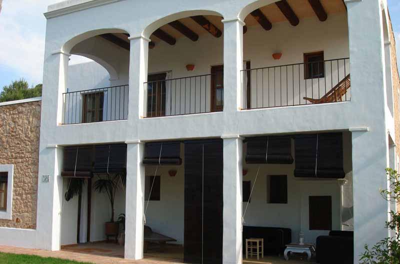 Casaviva Ibiza Inmobiliaria: Magn�fica finca con mucho encanto en Cala Jondal - San Jos�.