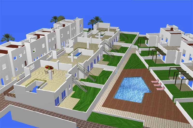 Casaviva Ibiza Inmobiliaria: Terreno urbano residencial con todos los permisos en San Jos�.