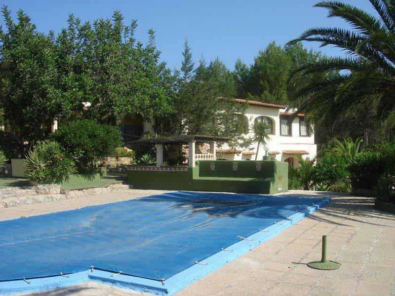 Casaviva Ibiza Inmobiliaria: Gran casa con amplio jard�n situada en San Lorenzo - San Juan.