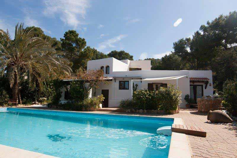 Casaviva Ibiza Inmobiliaria: Finca en parque natural de Ses Salines - San Jos�.