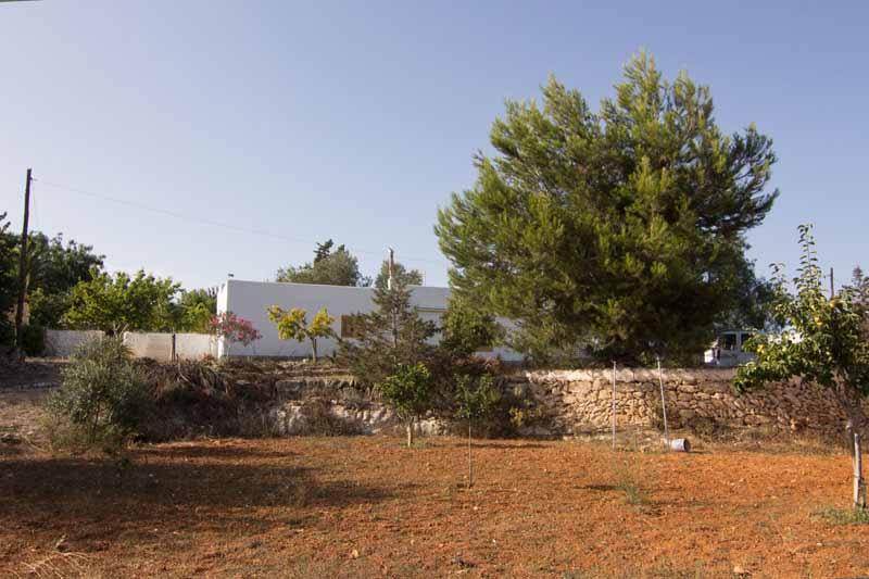 Casaviva Ibiza Inmobiliaria: Casa con amplio terreno situada en San Rafael - San Antonio.