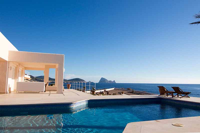 Casaviva Ibiza Inmobiliaria: House in sea front located in San Jos� - Ibiza.