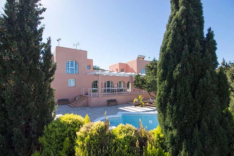 Casaviva Ibiza Inmobiliaria: Casa con bonitas vistas al campo situada en Cala Bassa - San Jos�.