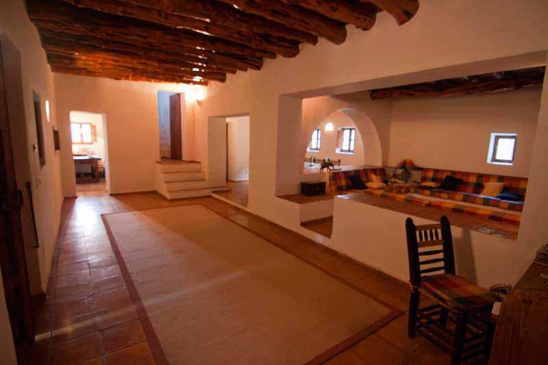 Casaviva Ibiza Inmobiliaria: Finca con mucha vegetaci�n situada en San Jos�.
