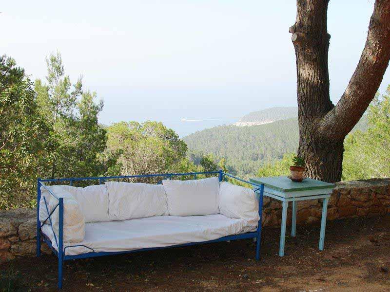 Casaviva Ibiza Real State: Beautiful villa with sea view  in San Juan.